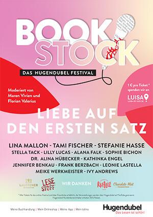 Bookstock - Das Hugendubel Festival