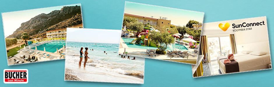 Hotel SunConnect Kolymbia Star Rhodos