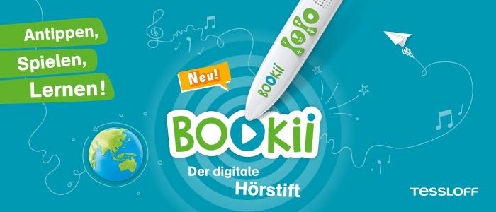 Bookii - der digitale Hörstift