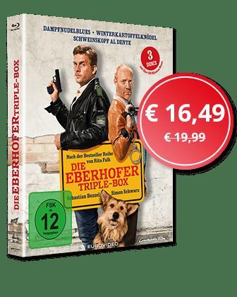 Angebot der Woche: Eberhofer Triple Box