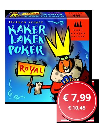 Angebot der Woche: Kakerlaken Poker