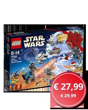 Angebot der Woche: LEGO Star Wars Adventskalender