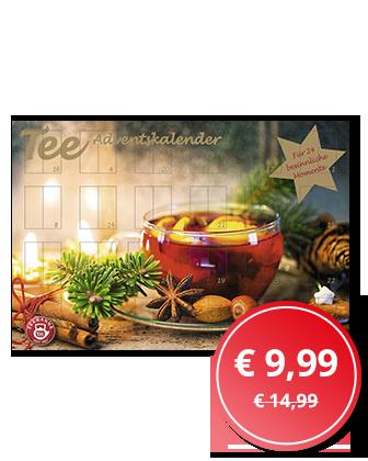 Angebot der Woche: Teekanne Adventskalender
