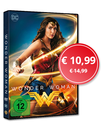 Angebot der Woche: Wonder Woman - DVD