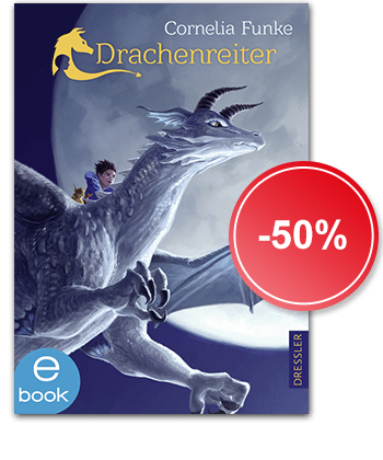Cornelia Funke: Drachenreiter