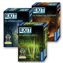 EXIT als Spielwaren