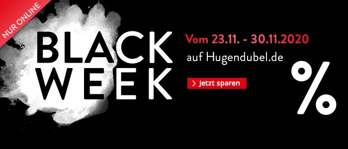 Black Week bei Hugendubel.de