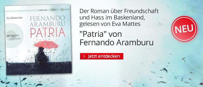 Patria von Fernando Aramburu bei Hugendubel