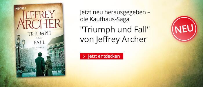 Triumph und Fall von Jeffrey Archer bei Hugendubel