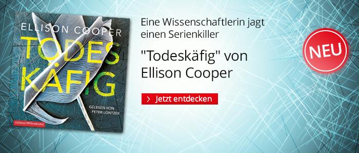 Todeskäfig von Ellison Cooper bei Hugendubel