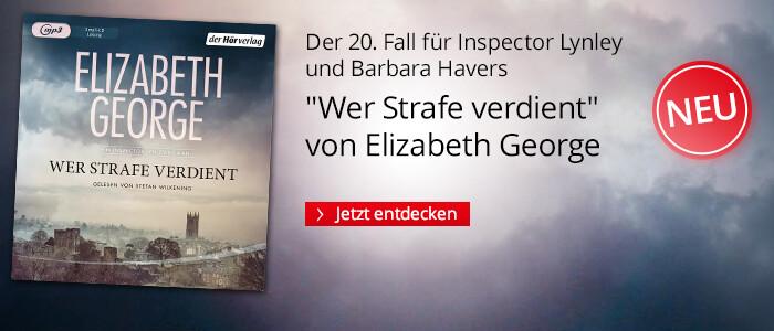 Wer Strafe verdient von Elizabeth George bei Hugendubel
