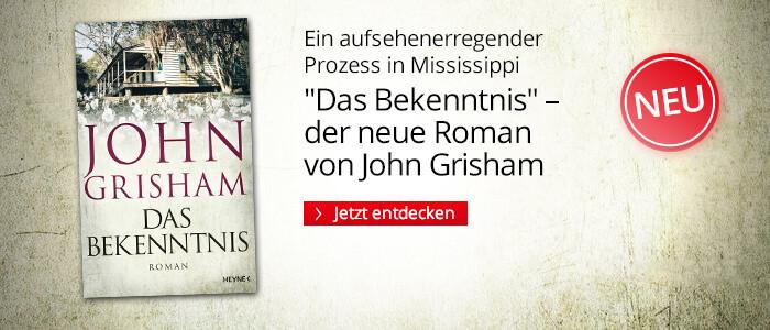Das Bekenntnis von John Grisham bei Hugendubel