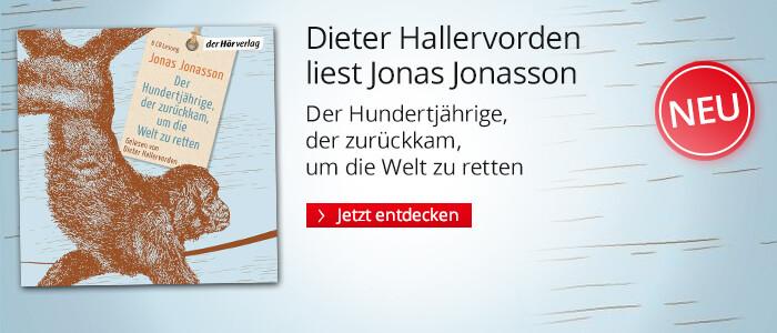 Jonas Jonasson, Der Hundertjährige, der zurückkam, um die Welt zu retten bei Hugendubel