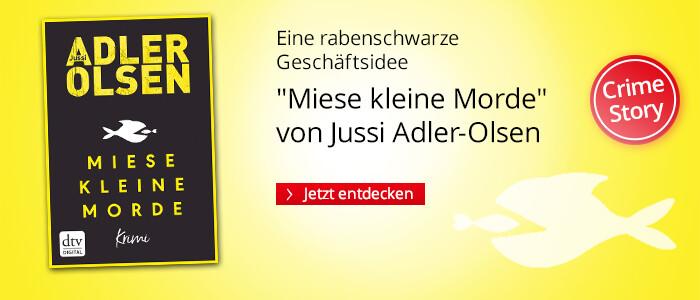 Miese kleine Morde von Jussi Adler-Olsen bei Hugendubel