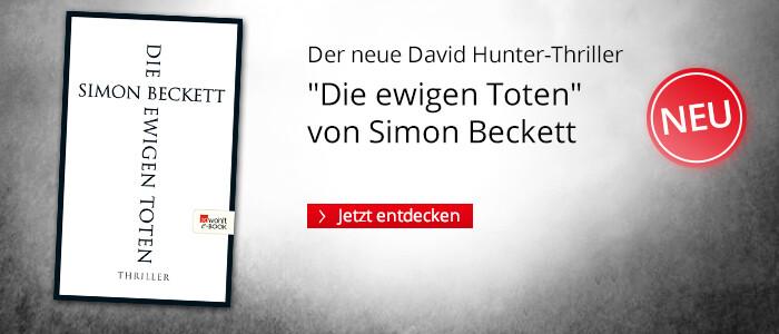 Die ewigen Toten von Simon Beckett bei Hugendubel