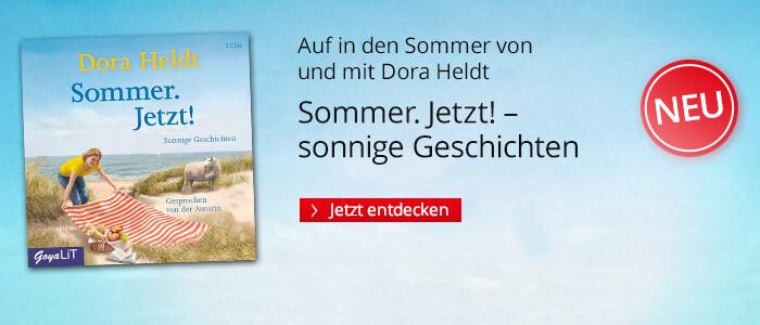 Sommer. Jetzt! von Dora Heldt bei Hugendubel