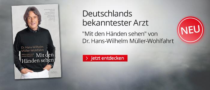 Mit den Händen sehen von Dr. Hans-Wilhelm Müller-Wohlfahrt bei Hugendubel