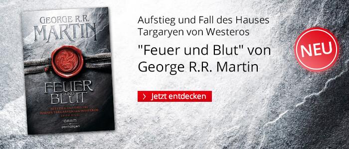 Feuer und Blut - Erstes Buch von George R.R. Martin