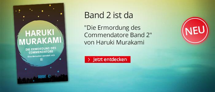 Die Ermordung des Commendatore Band 2 von Haruki Murakami bei Hugendubel