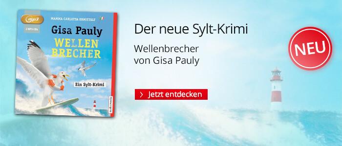 Wellenbrecher von Gisa Pauly bei Hugendubel