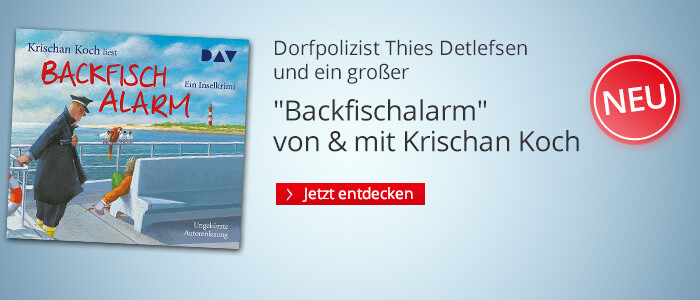 Backfischalarm von Krischan Koch bei Hugendubel.de