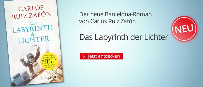 Das Labyrinth der Lichter von Carlos Ruiz Zafón bei Hugendubel