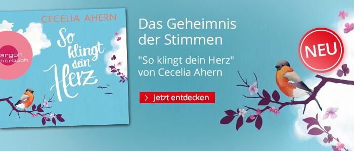 Cecelia Ahern: So klingt Dein Herz