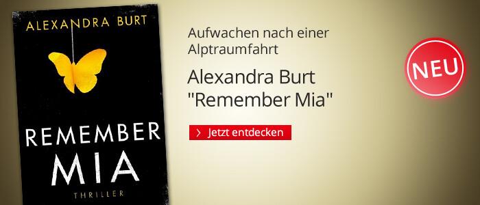Alexandra Burt