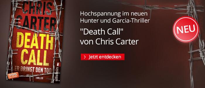Death Call - Er bringt den Tod von Chris Carter bei Hugnedubel