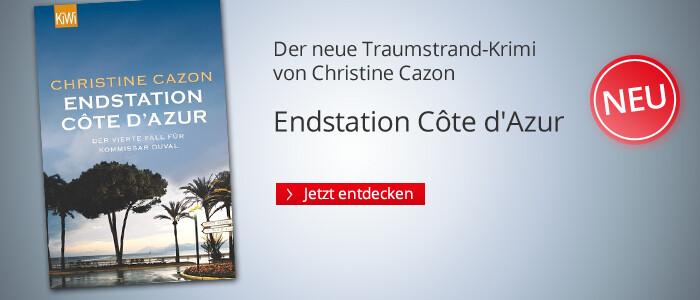 Endstation Côte d'Azur von Christine Cazon bei Hugendubel.de