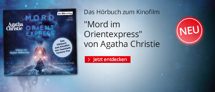 Mord im Orientexpress - Das Hörbuch zum Kinofilm bei Hugendubel