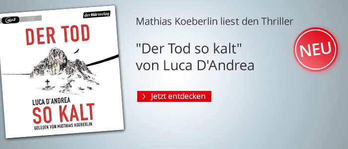 Der Tod so kalt von Luca D'Andrea bei Hugendubel.de