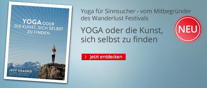 Krasno: Yoga oder die Kunst sich selbst zu finden