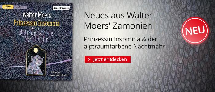 Walter Moers: Prinzessin Insomnia und der albtraumfarbene Nachtmahr