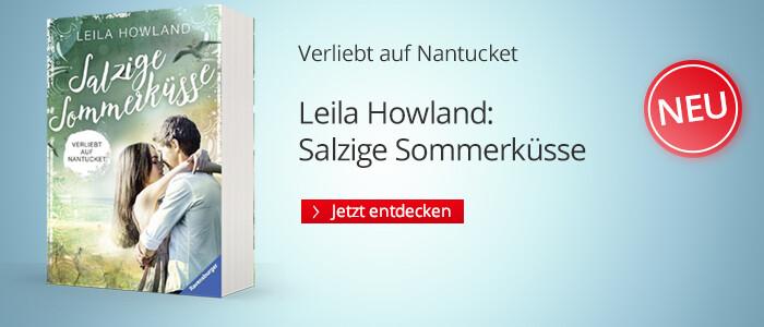 Leila Howland: Salzige Sommerküsse