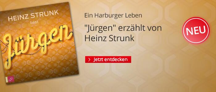 Jürgen von Heinz Strunk bei Hugendubel