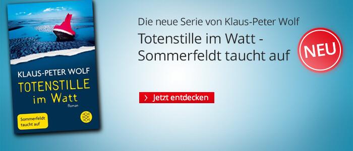 Klasu-Peter Wolf: Totenstille im Watt