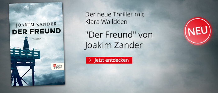 Der Freund von Joakim Zander bei Hugendubel