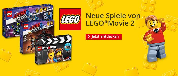 LEGO® Neuheiten: LEGO® Movie 2