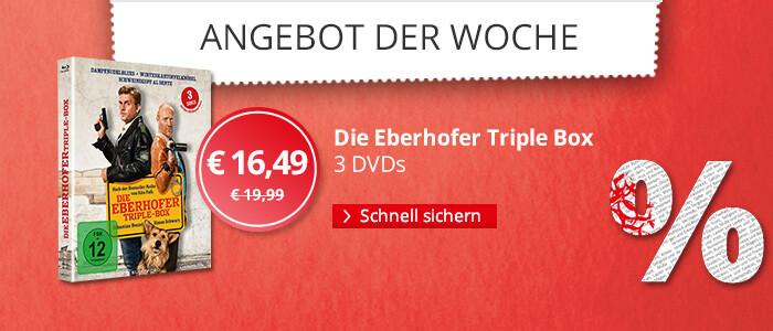 Angebot der Woche: Die Eberhofer Triple Box