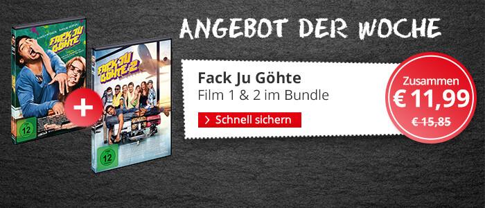 Angebot der Woche: Fack Ju Göhte 1&2