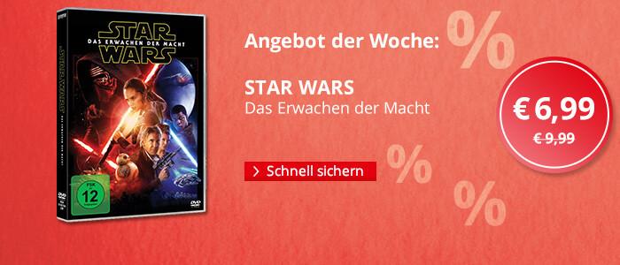 Angebot der Woche: Star Wars - Das Erwachen der Macht
