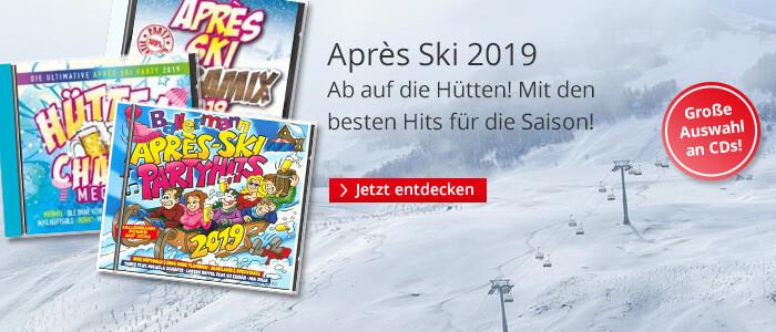 Après Ski 2019 - die beste Musik für die Hütten!