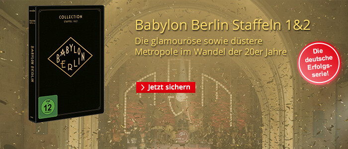 Babylon Berlin Staffel 1 & 2