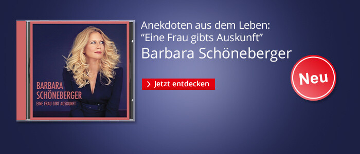 Barbara Schöneberger - Eine Frau gibt Auskunft