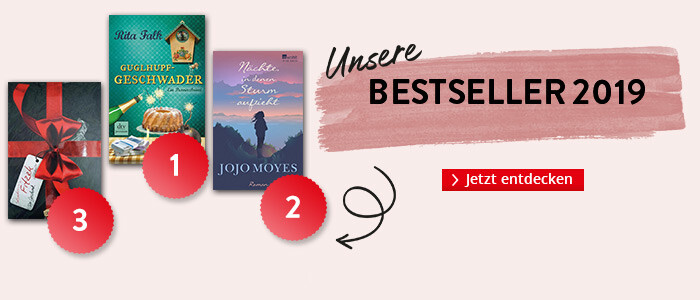 Unsere Bestseller 2019