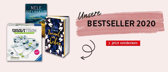 Unsere Bestseller des Jahres