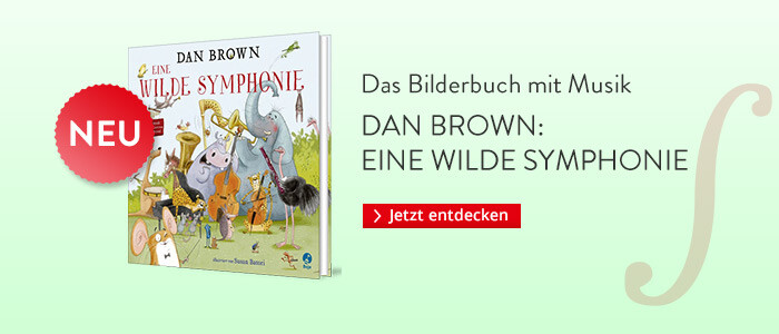Dan Brown: Eine wilde Symphonie