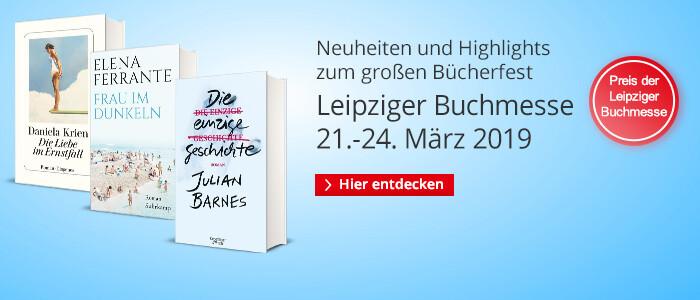 Die Neuheiten der Leipziger Buchmesse