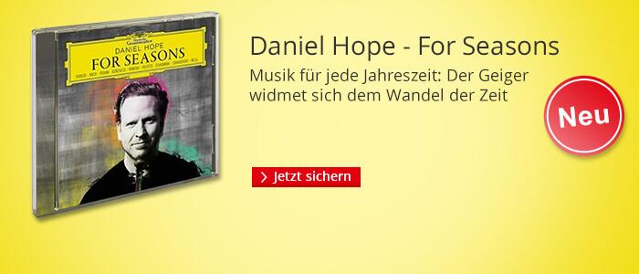 Daniel Hope - For Seasons